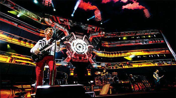 Muse, cuando era una banda arrecha.