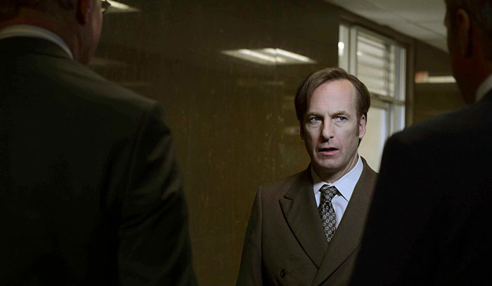 Jimmy McGill (Bob Odenkirk)