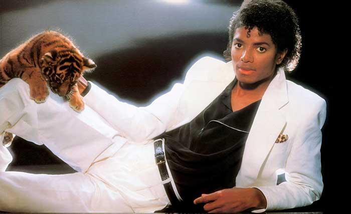 'Thriller', Michael Jackson