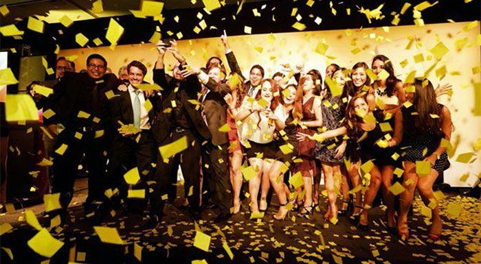 Paradais se alzó con el Gran Effie en 2014
