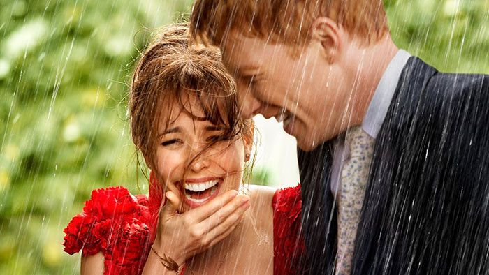 About Time (2013) Rachel McAdams / Domhnall Gleeson
