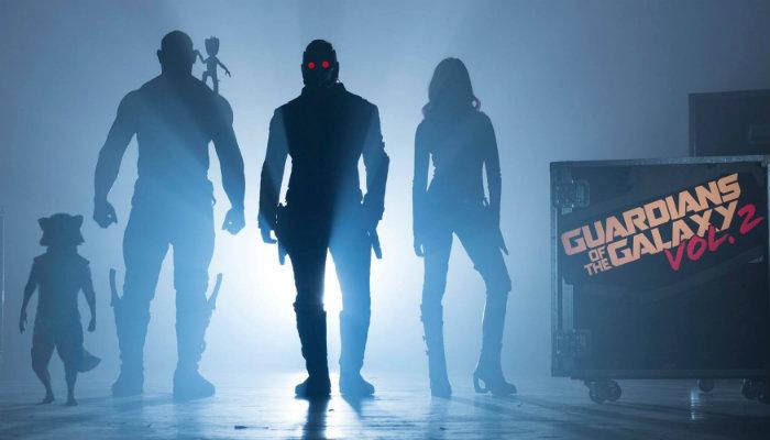 El elenco de 'Guardians of the Galaxy Vol. 2'