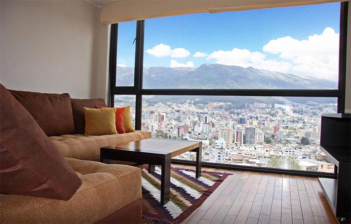 Quito, Ecuador, Foto: Nataliya (Airbnb)