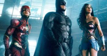 Ya está disponible el primer tráiler de 'Justice League'
