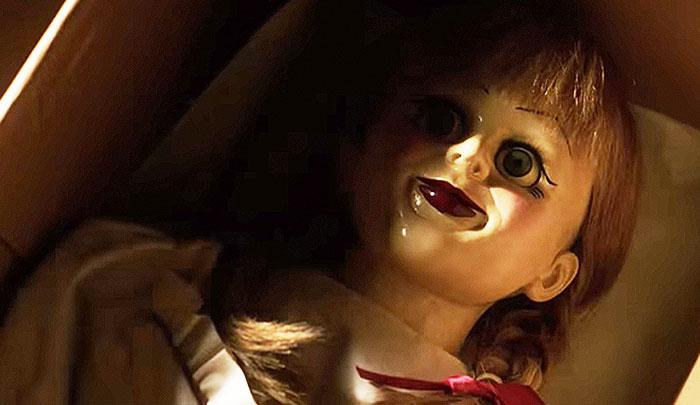 Espeluznante tráiler de 'Annabelle: Creation', precuela de la cinta de 2014
