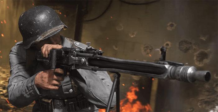 E3 2017: Activision presenta el intenso multijugador de 'Call of Duty: WWII'