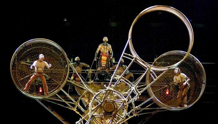 Los primeros ecuatorianos en formar parte de Cirque du Soleil