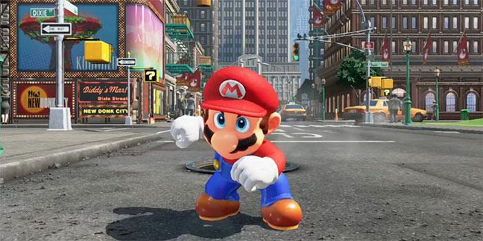 E3 2017: Nuevo tráiler de 'Super Mario Odyssey' y fecha de lanzamiento