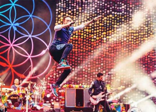 Samsung transmitirá concierto de Coldplay en realidad virtual