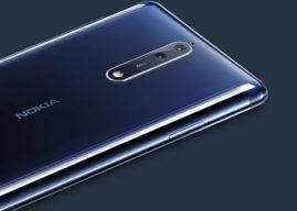 Nokia 8: ya es oficial el buque insignia finlandés con Android puro