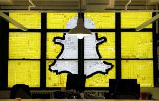 Snapchat agrega videollamadas grupales y menciones en las historias