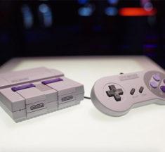 VÍDEO: El SNES Classic Mini te dejará regresar en el tiempo