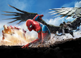 'Spider-Man: Homecoming' supera los $700 millones en taquilla