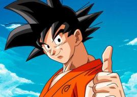 Goku es elegido el mejor héroe de todos los tiempos en Japón