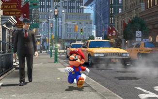 Mira el nuevo gameplay de 'Super Mario Odyssey'