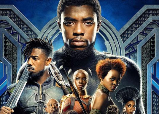 Nuevo tráiler de 'Black Panther', el espectacular superhéroe africano de Marvel