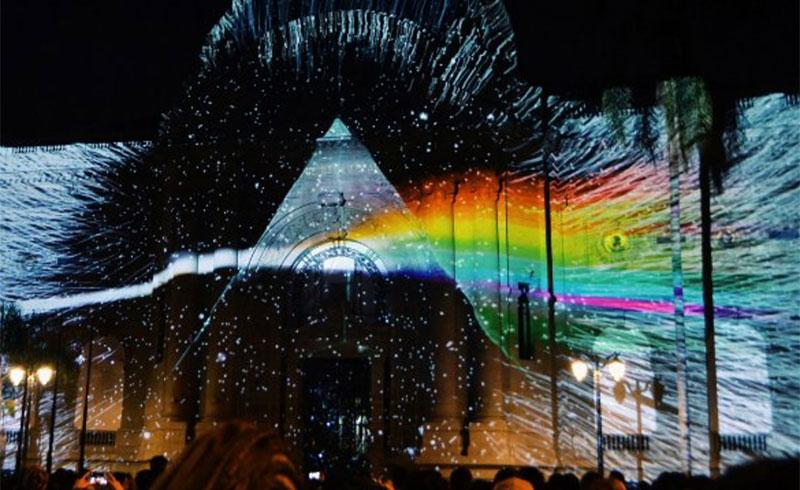 Espect culo de luces llega a guayaquil todo sobre el for Todo sobre espectaculos