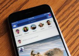 Facebook permitirá stories en los perfiles empresariales