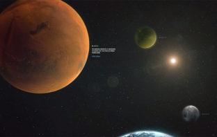 Google Maps ahora permite explorar Mercurio, Venus y otros planetas
