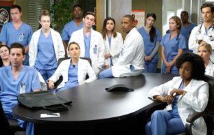 'Grey's Anatomy' llega al episodio 300 en su décima cuarta temporada