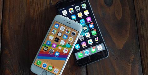 El iPhone 8 es el iPhone menos vendido de los últimos años