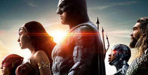 Los superhéroes de 'Justice League' decepcionan en la taquilla en su estreno