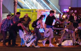 Famosos reaccionan ante el atentado en Las Vegas y exigen control de armas en EE.UU.