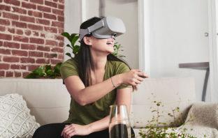 Oculus Go, el visor de VR de Facebook que podrás usar sin teléfono