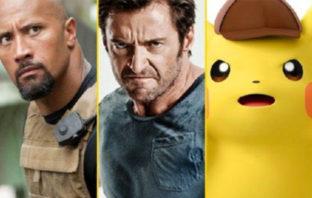 The Rock y Hugh Jackman entre los posibles actores para 'Detective Pikachu'