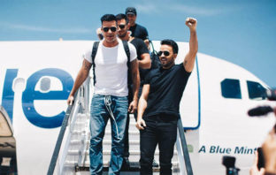 Ricky Martin, Chayanne, Luis Fonsi y Nicky Jam se unen por Puerto Rico