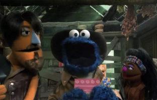 'Sesame Street' realiza parodia de la serie 'The Walking Dead'