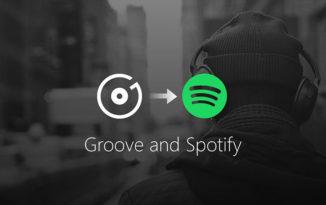 Microsoft cierra Groove Music para asociarse con Spotify