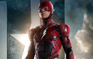 The Flash se presenta con este vídeo de 'Justice League'