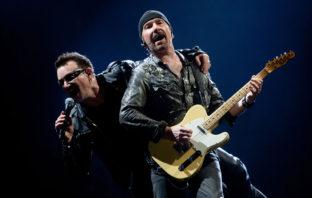 VÍDEO: U2 retrasó su concierto en Argentina por partido de la selección