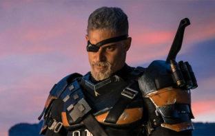 'Justice League': Primera imagen de Joe Manganiello como Deathstroke