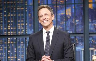 Seth Meyers será anfitrión de los Golden Globes 2018