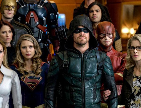 Tráiler de 'Crisis On Earth-X', nuevo crossover de las series de DC
