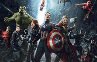 Mira el primer tráiler de 'Avengers: Infinity War'