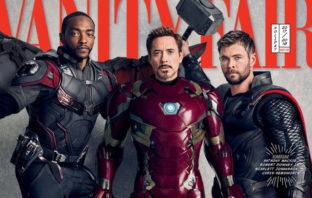 Marvel lanza las primeras imágenes de 'Avengers: Infinity War'