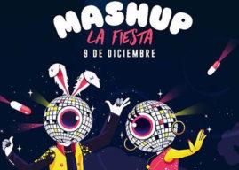 Fiesta Mashup: Alkaloides, Los Corrientes y DJ Reydel en una convergencia única