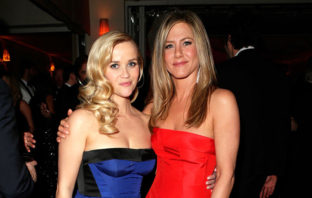 Jennifer Aniston y Reese Witherspoon protagonizarán una serie para Apple