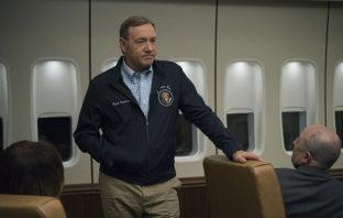 Netflix descarta cualquier producción que involucre a Kevin Spacey