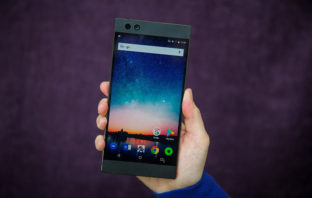 Razer Phone, un smartphone dirigido a gamers