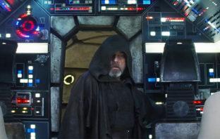 La oscuridad se alza en nuevo tráiler de 'Star Wars: The Last Jedi'
