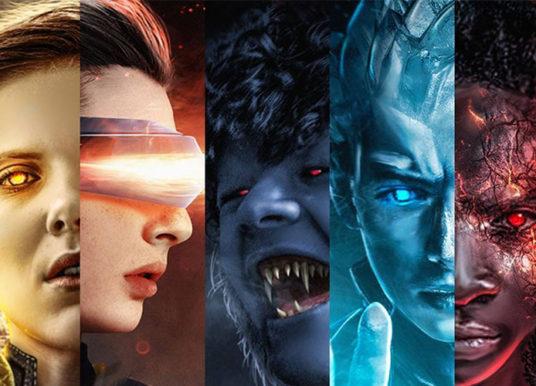 Protagonistas de 'Stranger Things' son transformados en 'X-Men'