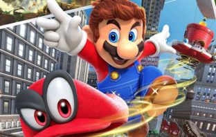 Un crossover de 'Super Mario Odyssey' llega a 'Super Mario Run'