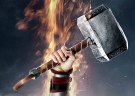 Thor se despide de su tradicional martillo con un emotivo vídeo