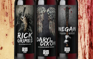 AMC lanzará una colección de vinos oficiales de 'The Walking Dead'