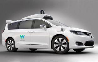VÍDEO: Waymo, el auto autónomo de Google muestra sus funciones