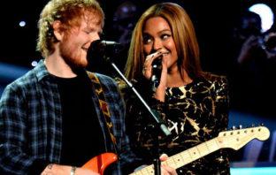 Escucha 'Perfect', colaboración entre Ed Sheeran y Beyoncé